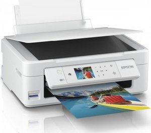 Фото: Мфу Epson Expression Home XP-425 с снпч
