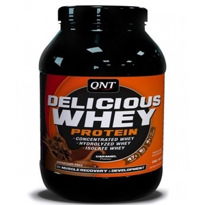 Whey Delicious Protein от QNT, цена