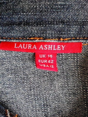 Фото: Куртка джинсова LAURA ASHLEY