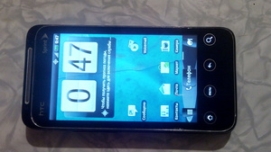 Фото: Продаю HTC Shift 4G(cdma)