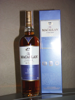 Фото: Виски The Macallan 18-летний