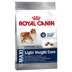 Корм для собак royal canin Maxi Light Weight Care15кг