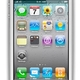 Копия iPhone 4G W88 White/black