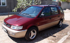Продам Mitsubishi Space Wagon