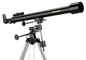Телескоп рефрактор Celestron Power Seeker 60 EQ