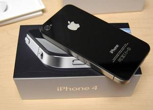 Apple iPhone 4g 16gb black neverlock