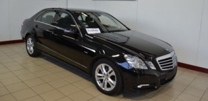 MERCEDES-BENZ E 250 CDI DPF BlueEFFICIENCY Automatik Avantgarde