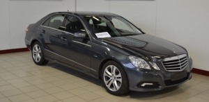 MERCEDES-BENZ E 250 CDI BlueEFFICIENCY Avantgarde DPF автоматическое
