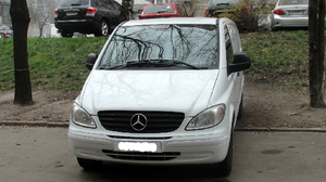 Продам mercedes vito 111 extra-long