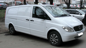 Фото: Продам mercedes vito 111 extra-long