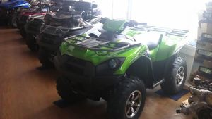 ATV Kawasaki brute force 750 4x4i EPS 2013