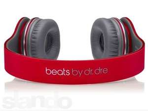 Наушники Beats Solo HD High Definition On-Ear Headphones with ControlT