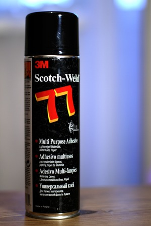 Клей 3M™ Scotch-Weld™ Spray 77