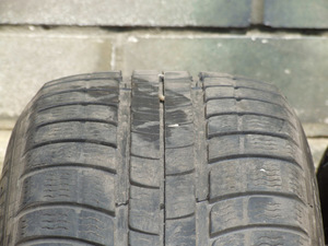 Michelin Pilot Alpin 215/60/16 (пара)