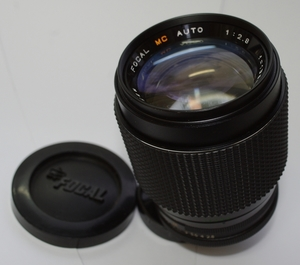 Focal MC Auto 1: 2. 8 f=135mm M42