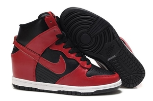 Nike Sneakers Dunk Sky Red Black