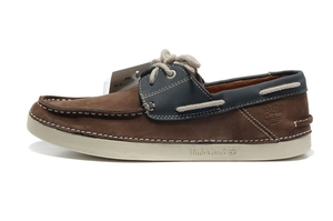Timberland Mens Earthkeepers 2-Eye Boat Shoes