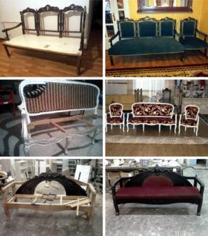 Мастер класс по реставрации мебели фото