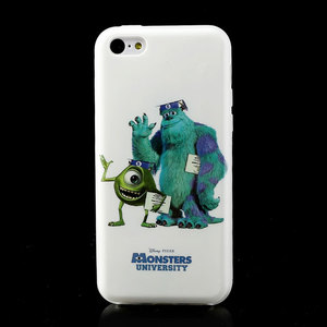 Чехол для iPhone 5C Monsters University
