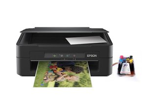 МФУ Epson Expression Home XP-100 с СНПЧ