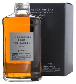 Nikka From The Barrel, gift box (0,5 л)