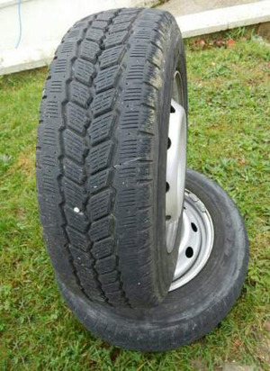 Шина Michelin Agilis 81 Snow-Ice  195/65/16C
